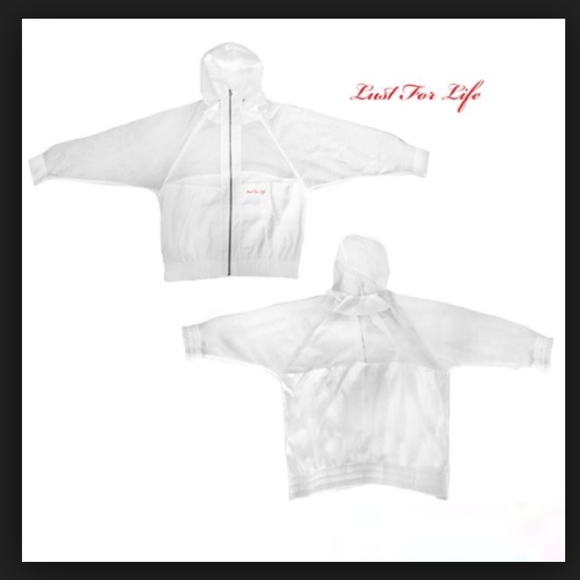 Lana Del Rey Jackets Coats Windbreaker Jacket Lust For Life Poshmark